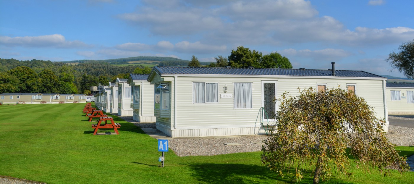 Static Caravan Holidays in Scotland